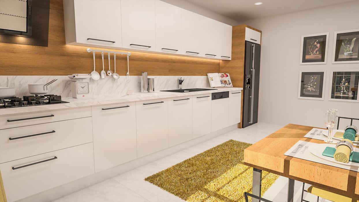 Çimen Apartmanı - Florya - Mutfak 2