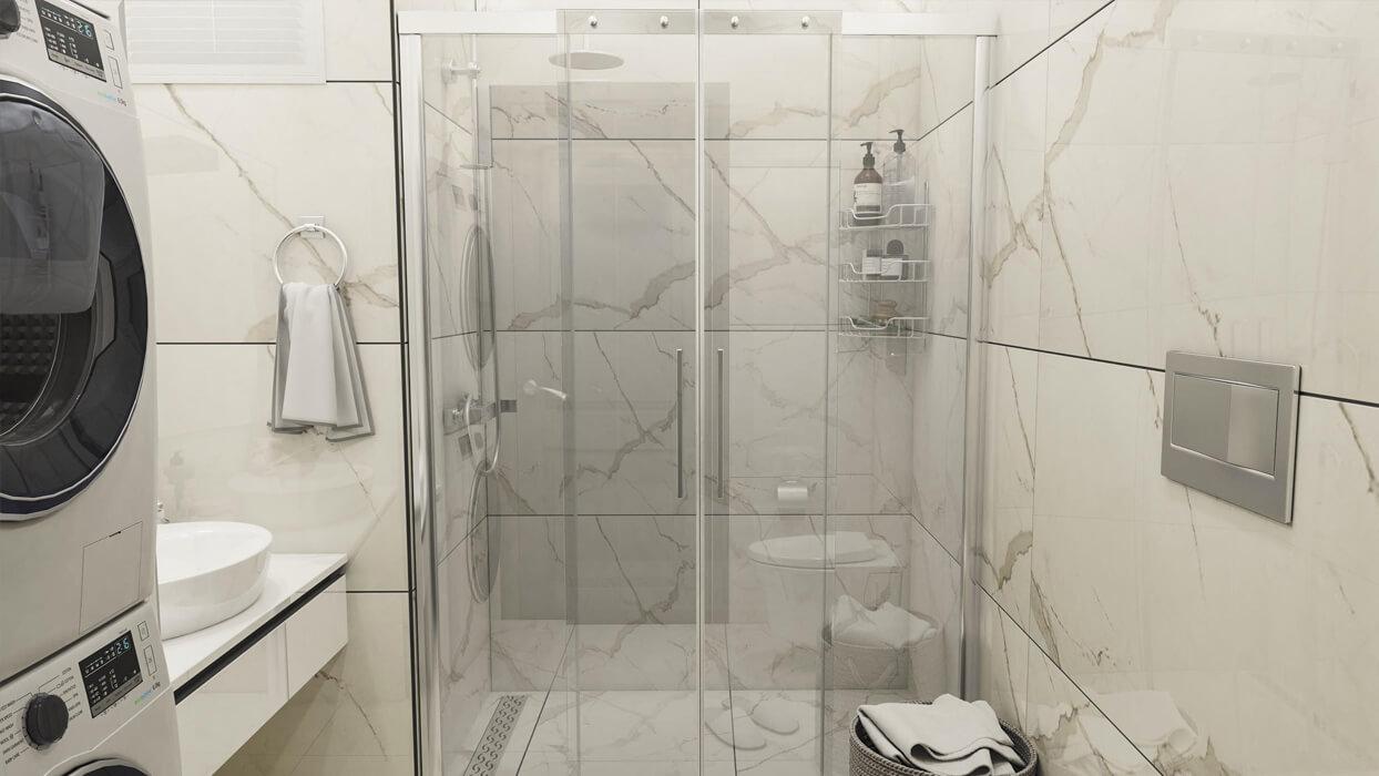 Güler Apartmanı - Yeşilköy - Banyo